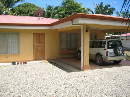 Matapolo house for sale, quepos real estate, dominical real estate, house near beach, home under $100k, bargain, property, beach property, house, office, commercial, retirement, opportunity, investment