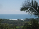 dominical real estate, hatillo property, close to dominical, ocean view, lot, white water view, jungle, nature, wild life, building site, retirement opportunity, investment opportunity, financing, Playa Hatillo