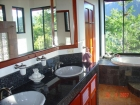 vacation rental, luxury rental, dominical rental, Dominical property for sale, Lagunas, Luxury, opportunity, investment, ecolodge, retiremnet, residence,infinity pool, granite counters,mansion, estate property, estate home, Arial view of the ho