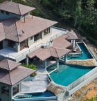 dominical real estate, jade house, vacation rental, luxury home for sale, ocean view, 3 pools, amazing home, luxurious, escalares luxury home, dominical house for sale, house in dominical, luxury home in dominical