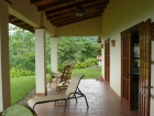 house on 15 acres, platanillo, dominical real estate, waterfall property, eco resort, estate property,