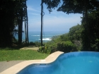 Dominical real estate, ocean view home, whitewater view, house with pool for sale, escalares home for sale, dominical house for sale, caretaker home, turnkey, amazing view, one of a kind view, retirement, eco resort property, vacation rental