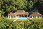 dominical real estate, costa verde estates, whales tail view, coastline view, whitewater ocean view, luxury estate home for sale, near dominical, escalares, uvita, retirement, vacation rental