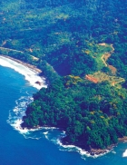 resort property for sale, development land for resort, luxury community, playa hermosa costa rica, uvita, dominical real estate, punta achiote, 66 acre point, beach access, waterfalls, location, property for five star resort