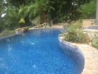 dominical real estate, 2 luxury villas and estate property, deals, under $1 million, rain forest surroundings, close to the beach, family compund property, luxury finishes, dominical property, escalares villas for sale, dominical homes for sale