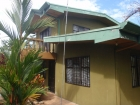 dominical real estate, platanillo home for sale, house for sale near dominical, 4 bedrooms, mountain view home, easy access, close to the beach, close to the city, san isidro, perez zeledon, house for sale in costa rica
