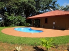 dominical rental villa, villa for rent in dominical, luxury rental villa, house for rent with pool, villa with pool in dominical for rent, vacation rental in dominical, long term rent in dominical, waterfall