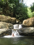 Farm Dominical, Waterfall Farms, Great swimming holes, amazing waterfall farm dominical costa rica, Costa rica Waterfall farm for sale. Property for sale costa rica, Amazing swimming holes for sale,